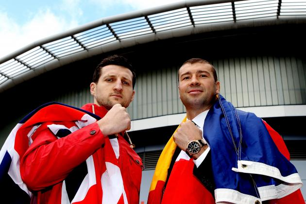 Lucian Bute, Carl Froch and the Top 15 Super-Middleweights in the World