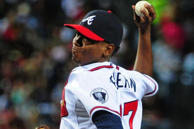 Top 10 Candidates to Be Atlanta Braves' 4th and 5th Starting Pitchers Come July