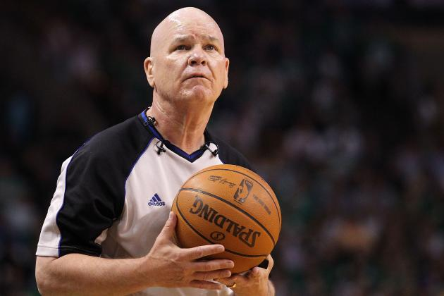 The 10 Worst Referee Calls in NBA Postseason History