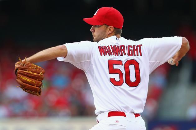 Adam Wainwright and 5 MLB Big Names Who Always Overcome Slow Starts