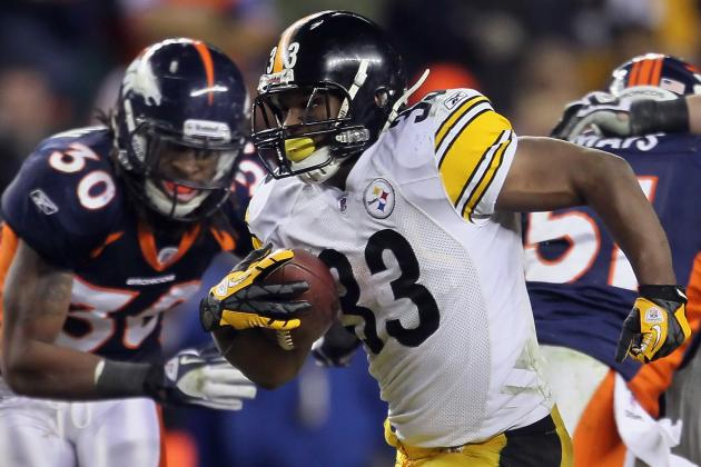Fantasy Football Draft: 4 Late-Round Running Backs Who Are Steals