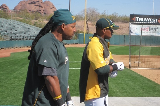 Why Manny Ramirez Is Capable of Playing a Mentor Role with Yoenis Cespedes