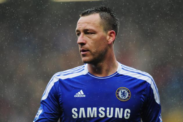 John Terry: 10 Reasons Chelsea Fans Should Be in His Corner