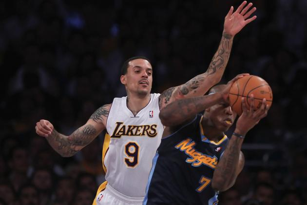 Los Angeles Lakers: 7 Cheap Free Agents Who Can Improve Team Next Season