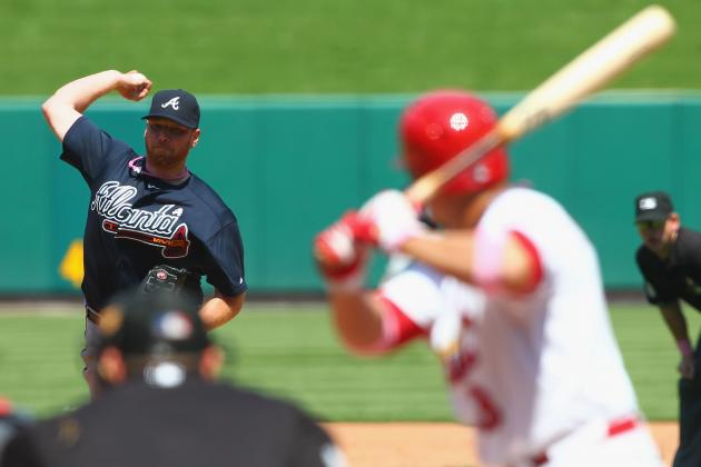 Atlanta Braves: Projecting the 2014 Starting Rotation