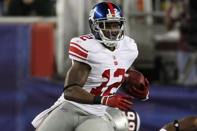 New York Giants: 4 Potential Breakout Players for the 2012 Season