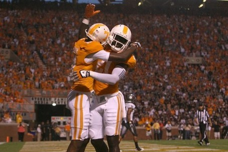 5 Reasons Why Justin Hunter and Da'Rick Rogers Are Nation's Top WR Duo