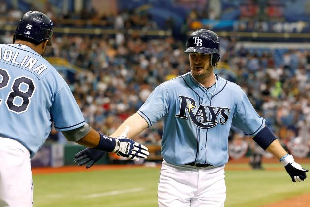 Tampa Bay Rays: Ranking the 10 Biggest Home Runs in Franchise History
