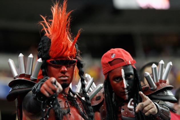 Georgia Football Preview: 5 Games the Dawgs Could Lose in 2012