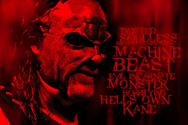 WWE's Big Red Machine: The Legacy of Kane