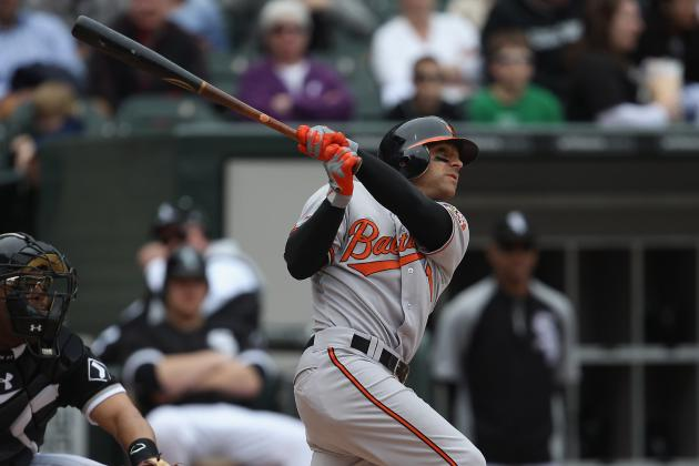 Why a Healthy Brian Roberts Should Start over Robert Andino