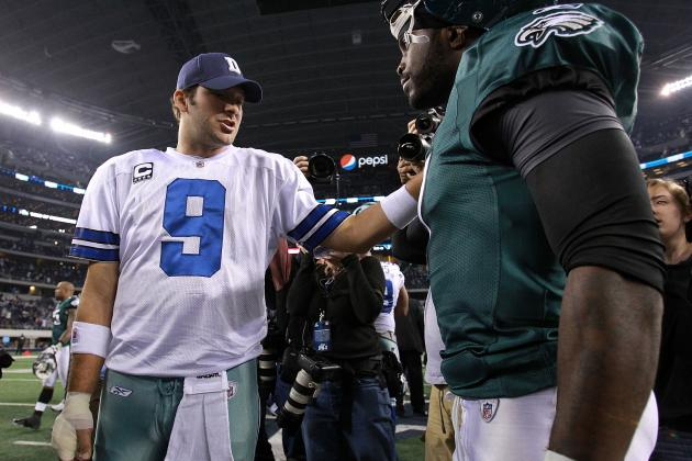 Tony Romo and the Other Guys: Ranking the NFL's Second-Tier Quarterbacks
