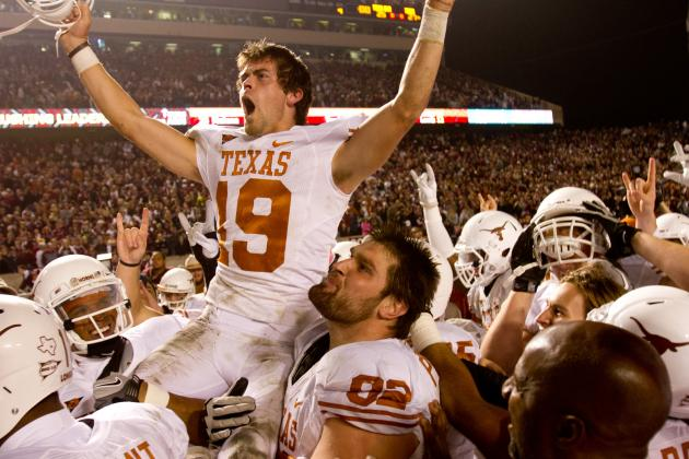 6 Things to Expect from the Texas Longhorns This Year