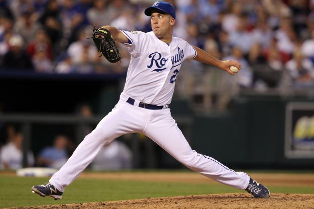 Kansas City Royals: Projecting the 2014 Starting Rotation