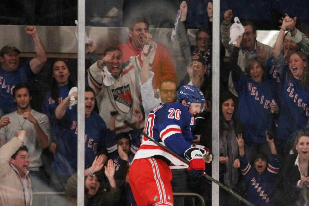 NHL Playoffs: 7 Reasons the 2012 NY Rangers Would Beat the 1994 Team