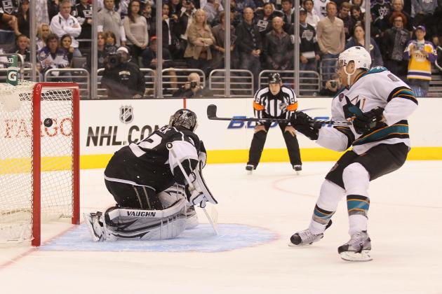 2011-12 San Jose Sharks: Joe Pavelski Report Card