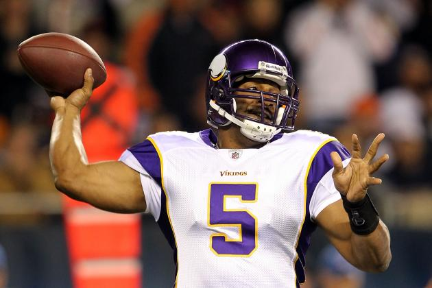 Donovan McNabb and 6 Other Free-Agent QBs Still on the Market