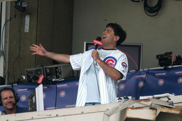 Best and Worst 7th-Inning Stretch Appearances at Wrigley Field