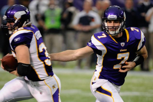 5 Reasons Vikings Fans Should Be Optimistic About Christian Ponder in 2012