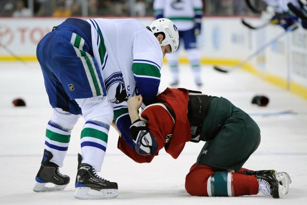 Vancouver Canucks: 20 Toughest Players in Franchise History