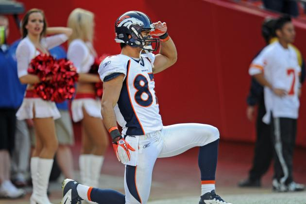 Denver Broncos: Breaking Down the Wide Receiver Position