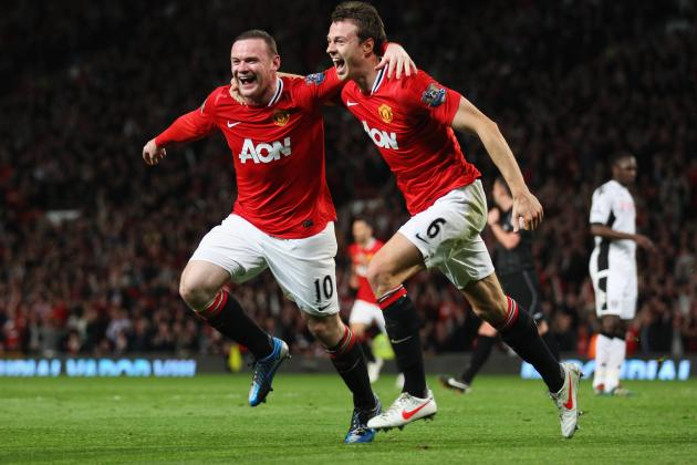 Manchester United: Top 5 Goals from 2011-12 Season
