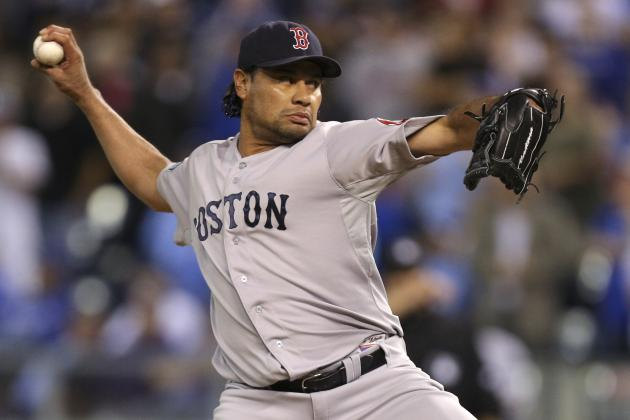 Boston Red Sox: Ranking the Relievers so Far