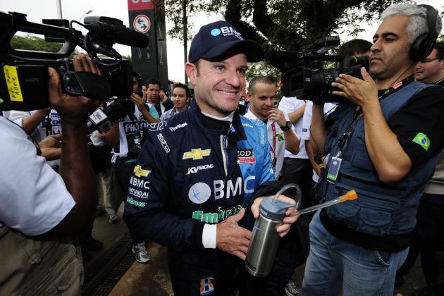 Indy 500 2012: Josef Newgarden, Rubens Barrichello Lead Rookie Drivers