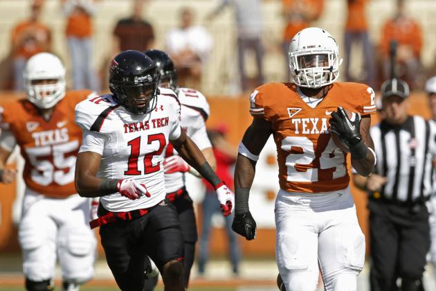 Texas Football: 5 Strongest Assets for 2012 Season