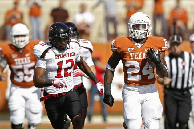 Texas Football: 5 Strongest Assets for 2012 Season
