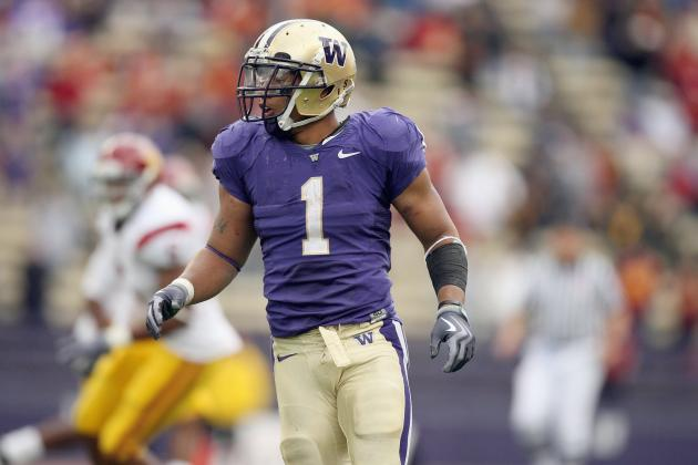 2012 NFL Draft: 5 Undrafted Free Agents in the Mix for Snaps Right Now