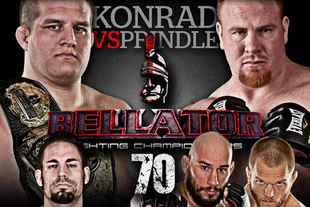 Bellator 70: Main Card Predictions