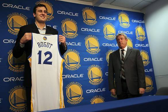 Golden State Warriors: Breaking Down How Andrew Bogut Will Help the Warriors