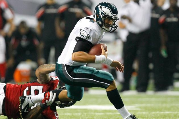 10 Philadelphia Eagles Players on the Hot Seat