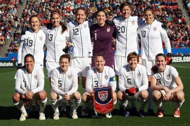 London 2012: 5 Questions We Want Answered When US Faces China in Women's Soccer