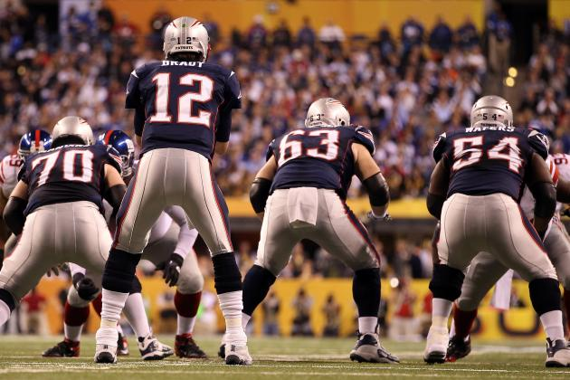 Brian Waters Returns: Projecting the New England Patriots' Offensive Line