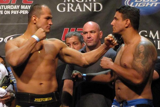 UFC 146: Weigh-in Results and Exclusive Photo Gallery