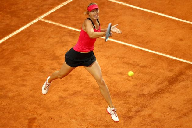 Maria Sharapova: 5 Reasons Sharapova Will Win the 2012 French Open