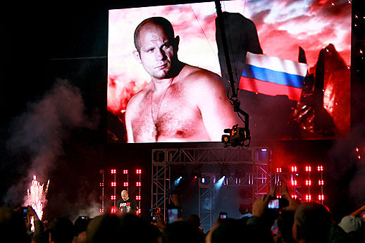 Fedor Emelianenko and the 15 Best Heavyweights of All Time