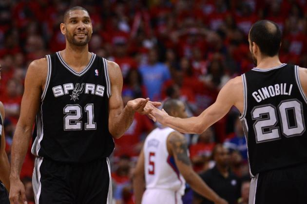 5 Ways Tony Parker and the San Antonio Spurs Can Beat the Thunder