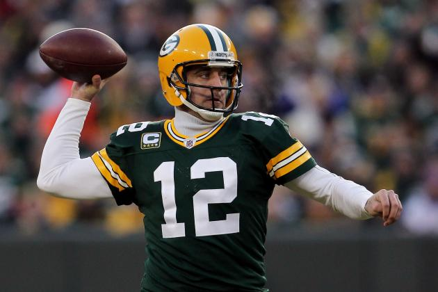 NFL: Ranking the Projected Starting Quarterbacks for the 2012 Season