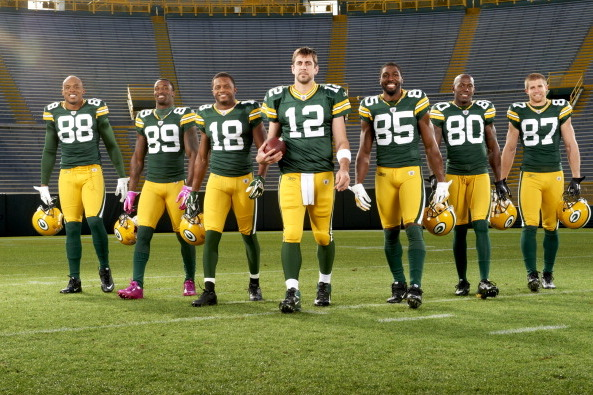 Green Bay Packers: Projecting the Packers' 2012 WR Depth Chart
