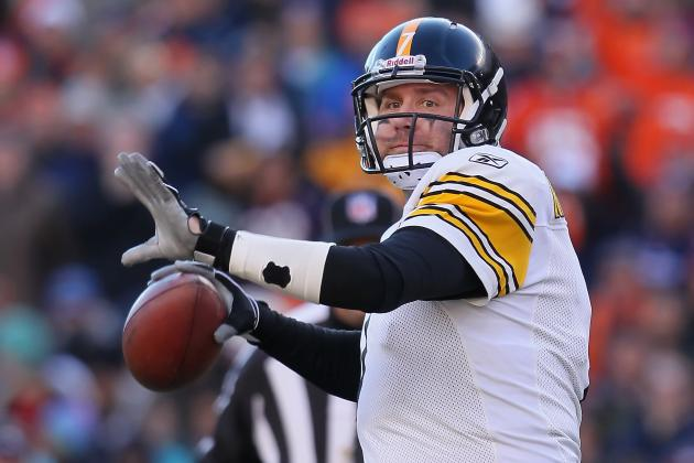 Ben Roethlisberger and 5 NFL QBs Who Will Disappoint in 2012