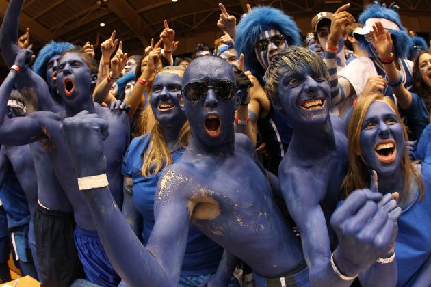 North Carolina Basketball: The 7 Worst Things About Being a Duke Fan