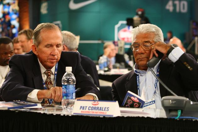 2012 MLB Draft: Each Team's Ambassador and What He Did for His Team