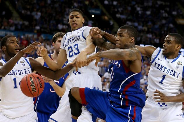 2012 NBA Mock Draft: A Full 2-Round Mock for Lottery Week