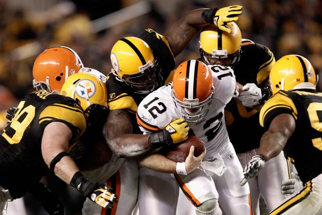 Position by Position: How the 2012 Cleveland Browns Stack Up in the AFC North
