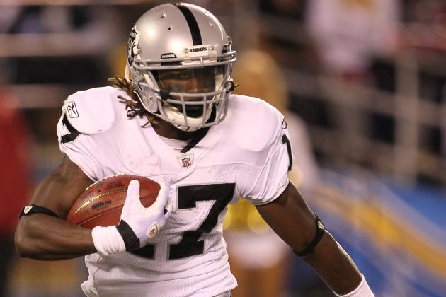 Oakland Raiders: Six Rookies Who Will Make an Immediate Impact in 2012-13 Season