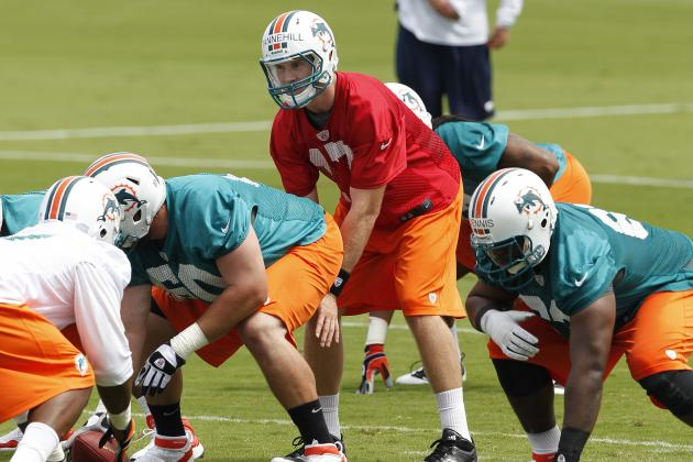 2012 NFL Training Camp Battles: 17 Upsets to Watch Out For