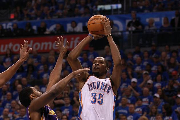 NBA Playoffs 2012: 5 Things to Watch for in the Spurs-Thunder Series